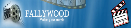 Movie banner from Fallywood